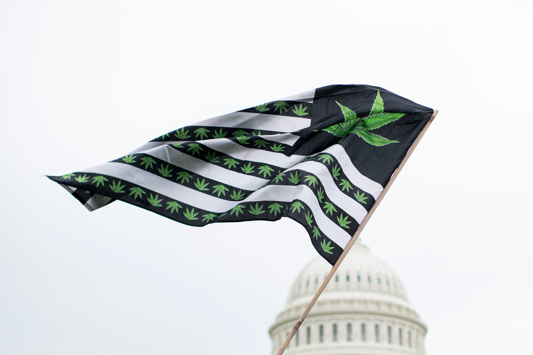 Schumer Unveils Long-Awaited Marijuana Legalization Bill